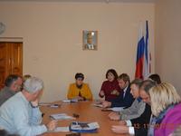 Елена Янчукова провела рабочее совещание с главами сельских поселений Кировского района